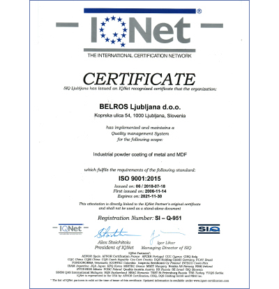 Belros-About-us-ISO-9001-Certificate